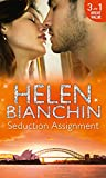 Front cover for the book The Seduction Season by Helen Bianchin