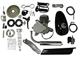 DEEP TOUCH 80cc 2-Stroke Motor Engine Kit Gas for Motorized Bicycle Bike