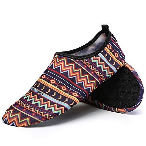 de playa A Corriente Caminadora Zapatos aire al mujeres Zapatos Esnórquel natación portátiles libre y suaves Zapatos Deportes ascendente de Descalzo Hombres Zapatos antideslizante 8fS4qf
