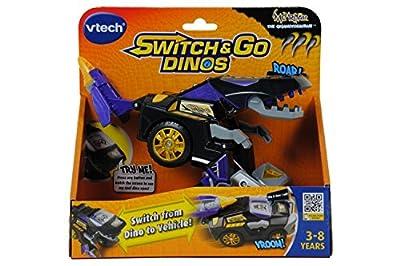 VTech Switch & Go Dinos - MC Roar The Giganotosaurus Dinosaur