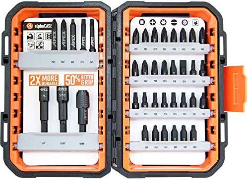 Apex Tool Multi-Tool Industrial 38Pc Fastening Set