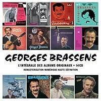 Georges Brassens : L'Intégrale Des Albums Studio (Coffret
