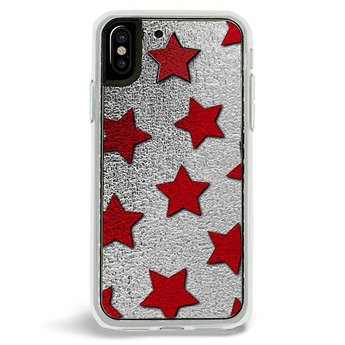 Phone Case Embroidered (Zero Gravity iPhone Xs Max Ziggy Phone Case - Embroidered Design - 360° Protection, Drop Test Approved)
