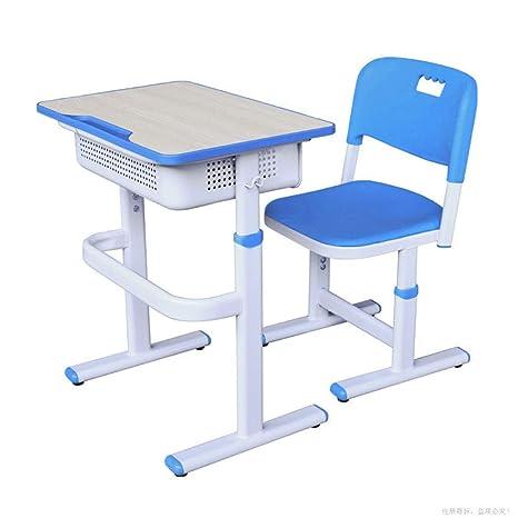 Mesa y silla para niños Mesa de estudio para niños y silla ...