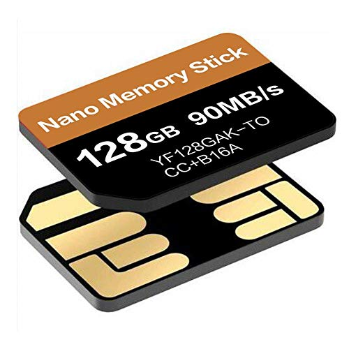 NM Card 128GB for Huawei Mate20 P30 Smart Phone, Nano Memory Card Compact Flash Card Mobile Phone Accessories only Suitable for Huawei P30P30pro and Mate20 Series from Window-pick