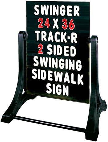 tablero de reemplazo de señal swinger