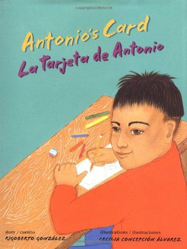 Download Antonio's Card / La Tarjeta de Antonio pdf