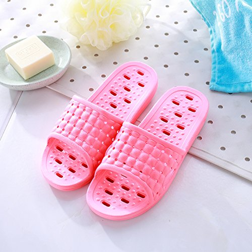 Acqua ciabatte spessore Il vasca fresco estate DogHaccd bagno bagno femmina da di stare da sandali in estate pantofole e paio indoor rosso4 antiscivolo 5g6wwnf1qx