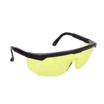 Gafas de protecci/ón l/áser UV Gafas de protecci/ón fotoqu/ímicas IPL-Gafas unisex
