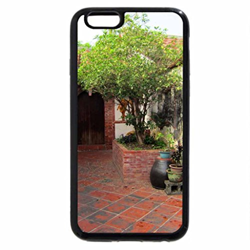 iPhone 6S / iPhone 6 Case (Black) The Historic House
