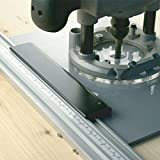 WoodRiver Clamp Guide Universal Base for Routers and Circular...