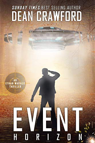 Event Horizon (Warner & Lopez Book 9)