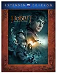 Cover Image for 'The Hobbit: An Unexpected Journey (Extended Edition) (Blu-ray + UltraViolet)'