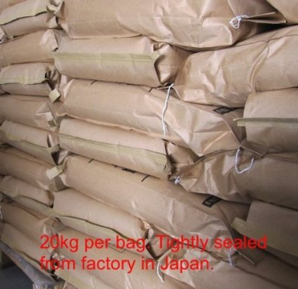 Newstone 20 kg (44 lbs) bag of Sodium Polyacrylate - Superabsorbent Diaper Polymer Made in Japan ()