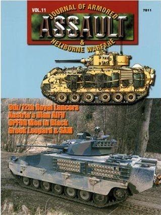 Cn7811 - Assault - Journal of Armoured & Heliborne Warfare Vol. 11 ()
