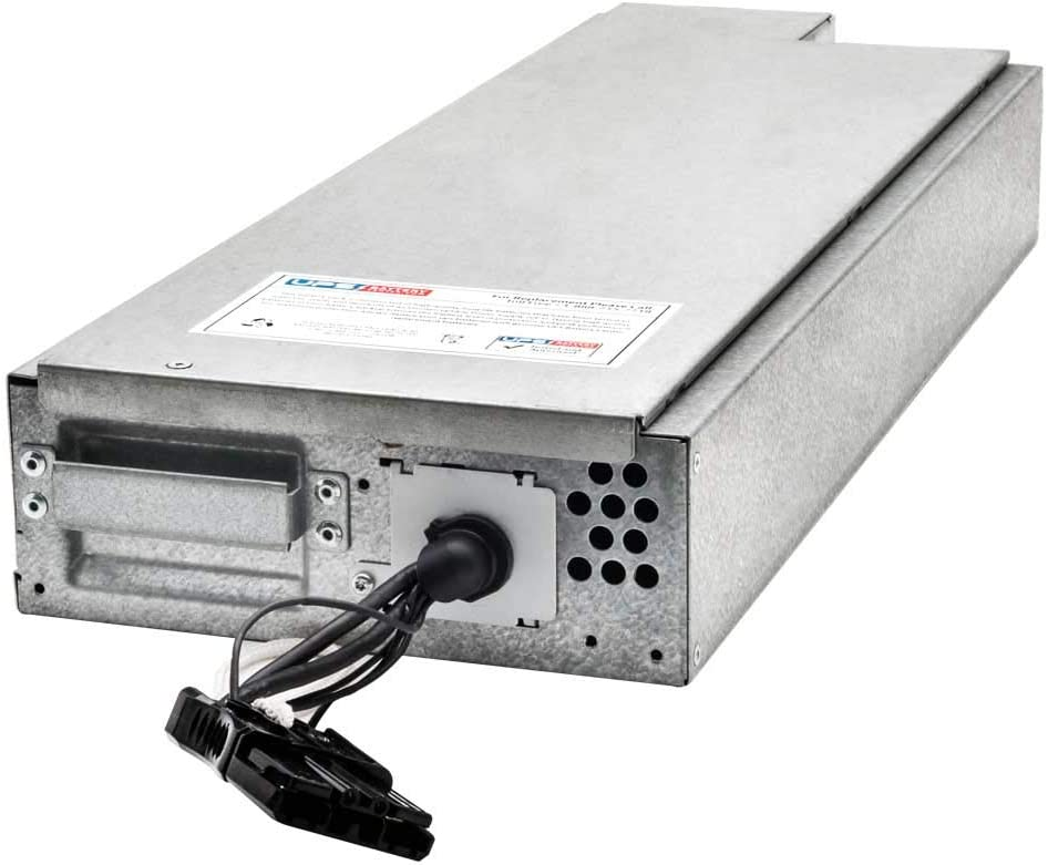 SUA3000RMUS Compatible Replacement Battery Kit APC Smart-UPS 3000 Rack Mount