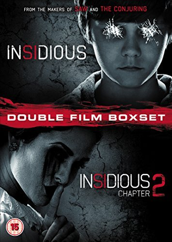 Insidious 1 & 2 by Imports: Amazon.es: Cine y Series TV