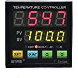 MYPIN® Universal Programmable Digital Adjustor PID F/C Thermostat Temperature Controller Control ...