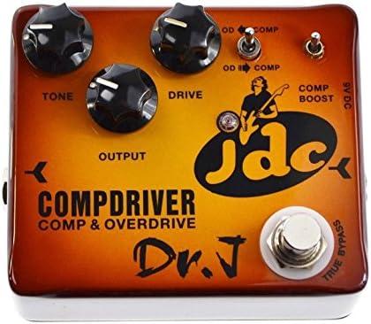 Joyo Dr. J j-jdc compdriver Compresor Pedal de Efectos de Guitarra ...