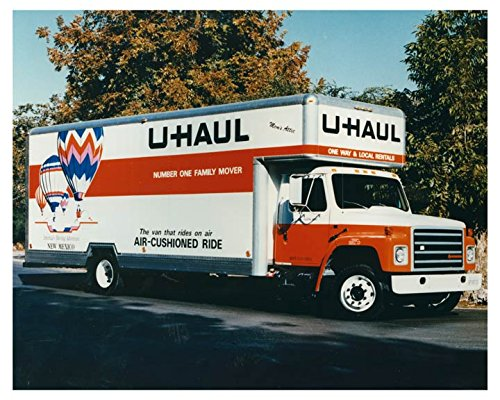 1988-u-haul-international-low-profile-truck-factory-photo