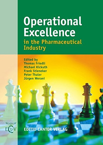 Operational Excellence in the Pharmaceutical Industry pdf epub