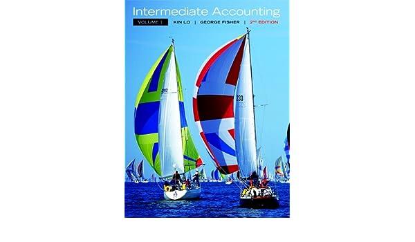 Amazon.com: Intermediate Accounting, Vol. 1 with MyAccountingLab ...