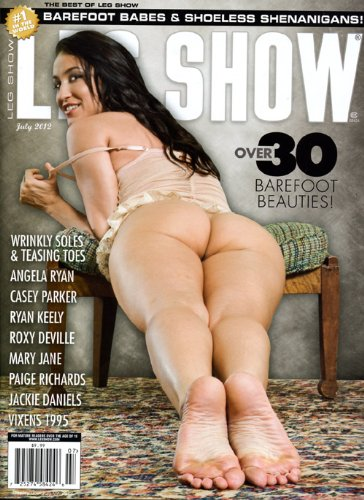 Think, that Leg show magazine models simply