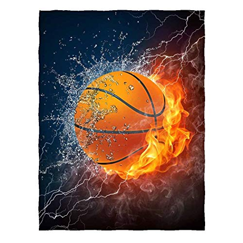 Basketball Fleece Blanket - YLOT 60