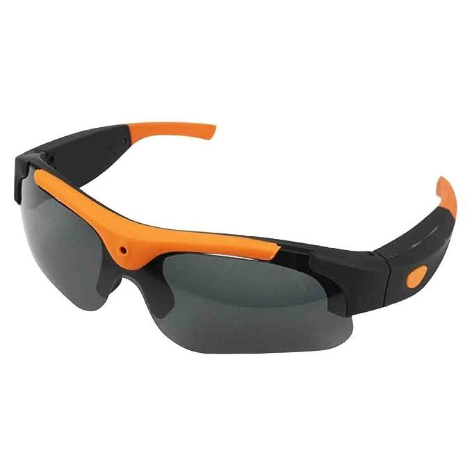 ZHMIAO Gafas De Sol Polarizadas Deportes Cámara Digital Gafas Gafas De Grabación De Vídeo 1080P HD