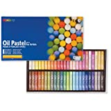 Mungyo Gallery Oil Pastels Cardboard Box Set of 48 Standard - Assorted Colors (Color: Assorted Colors, Tamaño: Standard)