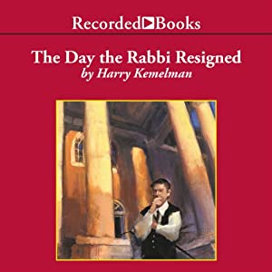 The Day the Rabbi Resigned Audiobook