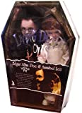 Living Dead Dolls Edgar Allan Poe and Annabel Lee Set