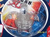 : Bakugan Battle Brawlers Booster Pack CLEAR TRANSLUCENT SIEGE * 550G *
