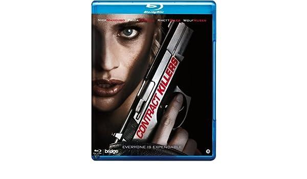 Amazon.com: Contract Killers [ NON-USA FORMAT, Blu-Ray, Reg.B Import - Netherlands ]: Nick Mancuso, Frida Farrell, Rhett Giles, Christian Willis, ...