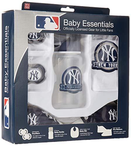 Baby Fanatic 5 Piece Gift Set, New York Yankees