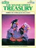 download ebook the sesame street treasury, vol. 13: starring the number 13 and the letter t pdf epub