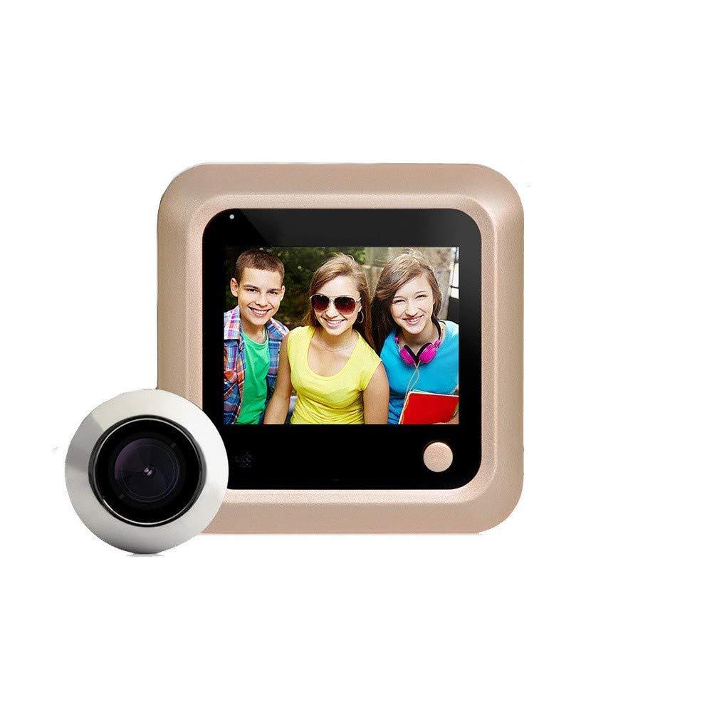 Visuelle Elektronischen Tür Spiegel Für Die Fernüberwachung Von Alarm