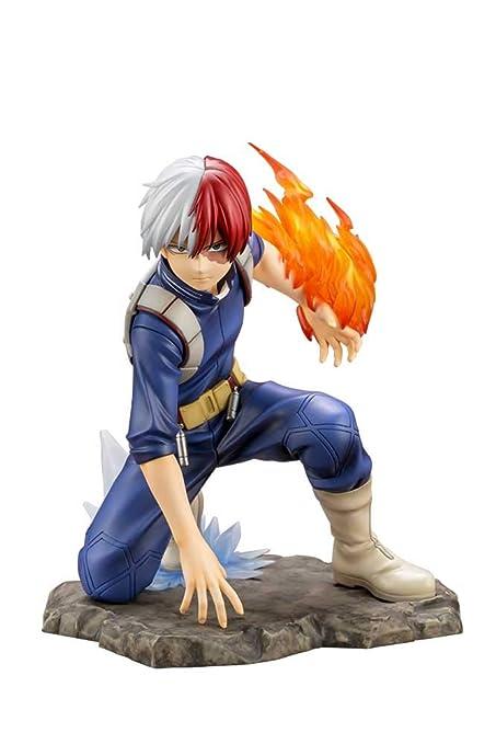 My Hero Academia Shoto Todoroki Artfx J Statue