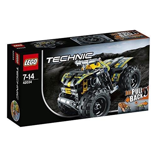LEGO Technic - 42034 - Jeu De Construction - Le Quad