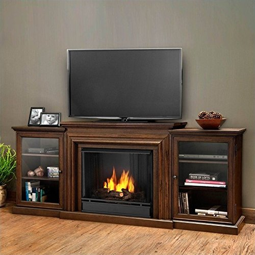 Real Flame Frederick Entertainment Gel Fireplace Review