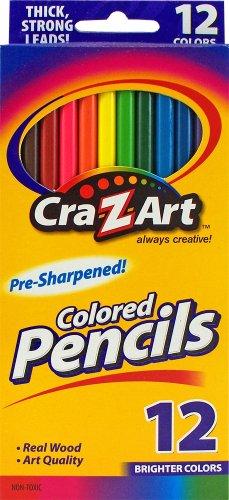 Cra Z art Colored Pencils Count 10404