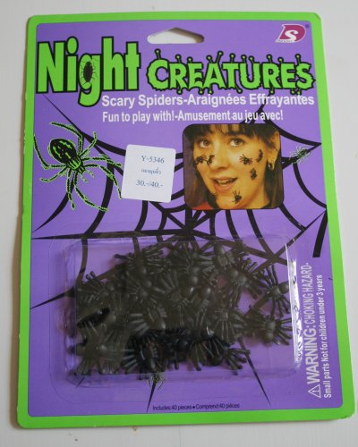 Rubie's Scary Spider Prop