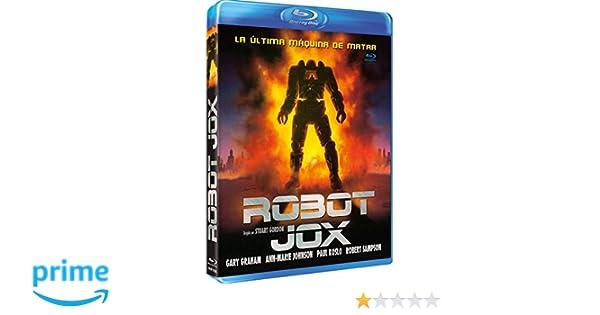 Robot Jox (Bd-R) [Blu-ray]: Amazon.es: Gary Graham, Ann-Marie Johnson, Paul Koslo, Robert Sampson, Ian Patrick Williams, Jason Marsden, Thyme Lewis, ...