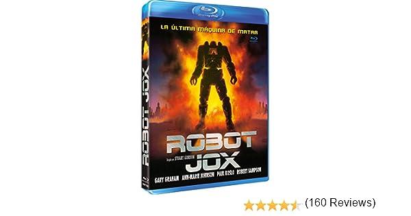 Robot Jox (Bd-R) [Blu-ray]: Amazon.es: Gary Graham, Ann-Marie ...