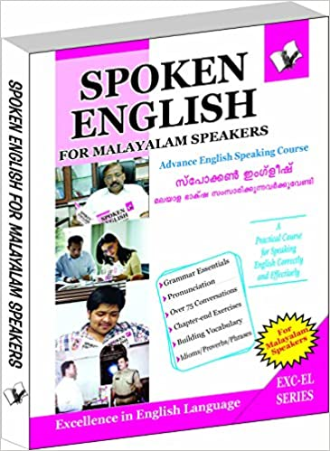 Buy Spoken English for Malayalam Speakers: How To Convey Your Ideas