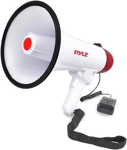 Pyle M/égaphone Haut-Parleur de 30 Watts