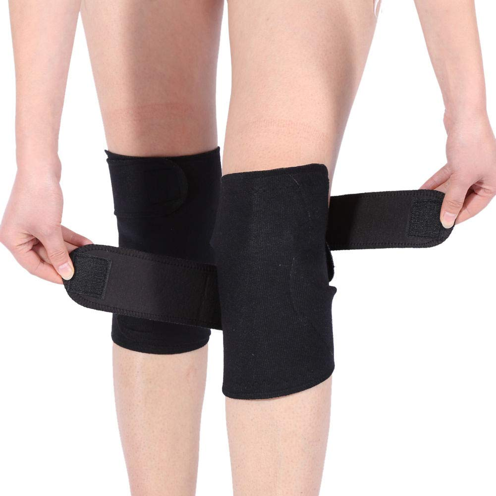 XQxiqi689sy Hot Self-heating Arthritis Magnetic Therapy Knee Elbow Wrist Brace Belt Protector Protective Gear