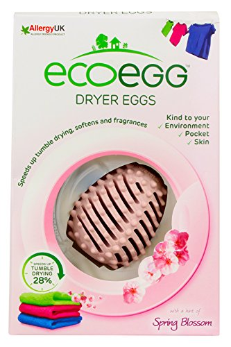 Dryer Infused (Ecoegg Dryer Egg, Spring Blossom, 2 Piece)