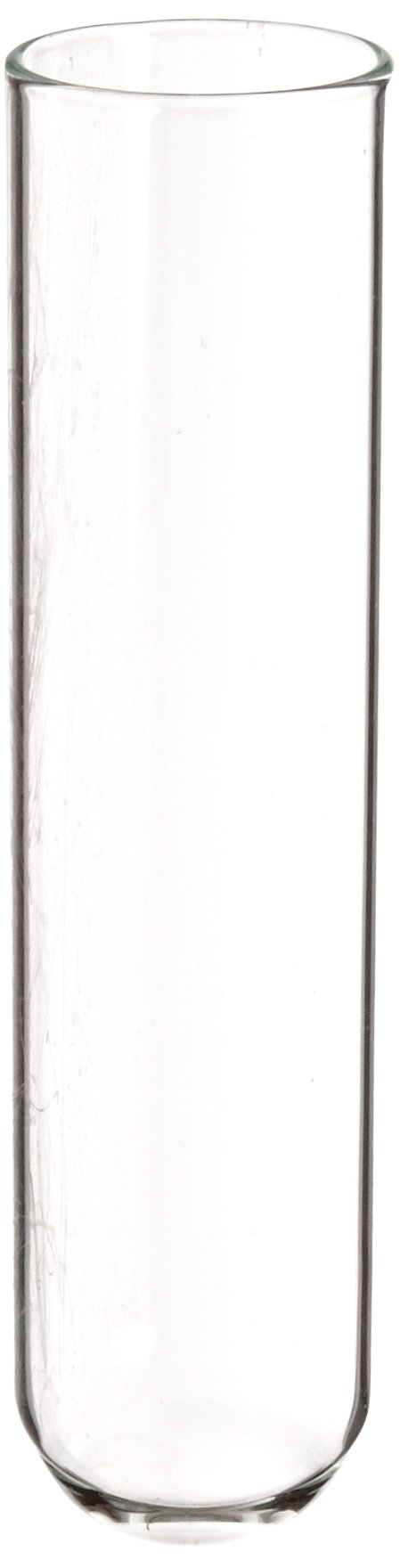 Chemglass CLS-EPA25100 Glass Culture Tube, 25mm Diameter x 100mm Height (Pack of 144)
