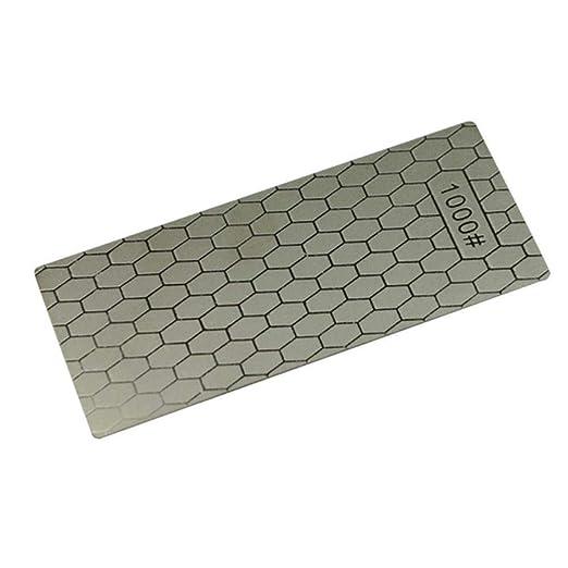 YEZINB 2 Piezas 150 * 63 * 1 mm afilador de Cuchillos ...